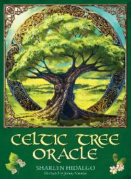 My Celtic Tree Oracle Deck has been published by Blue Angel Publishing and is made to be used in the Northern Hemisphere as well as the Southern Hemisphere.